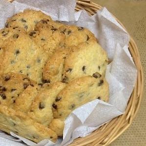 Американське печиво з кусочками шоколаду