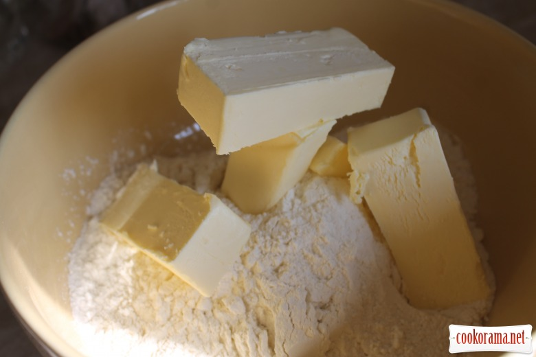 Ягідний пиріг «Малина+Смородина»