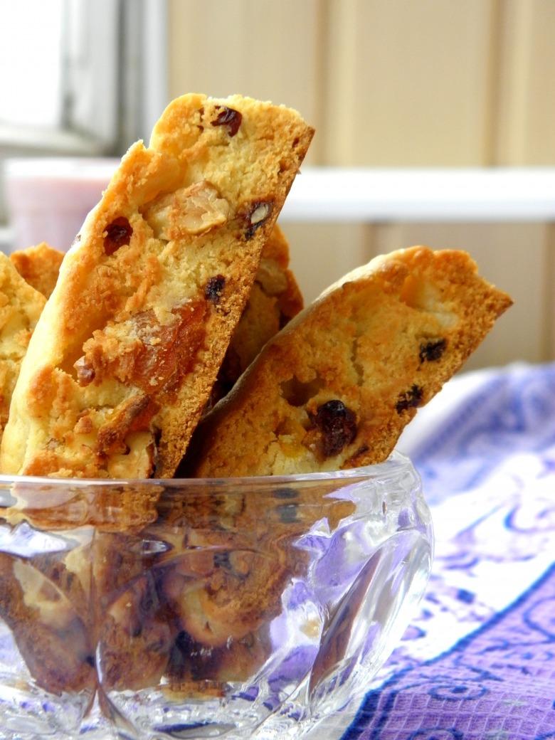 Бискотти (Biscotti итальянское печенье)