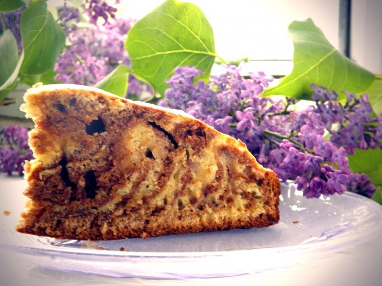 Мармуровий пиріг
