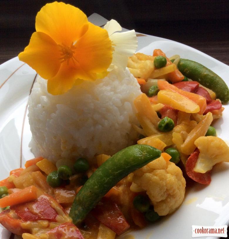 Овочі «Азія»