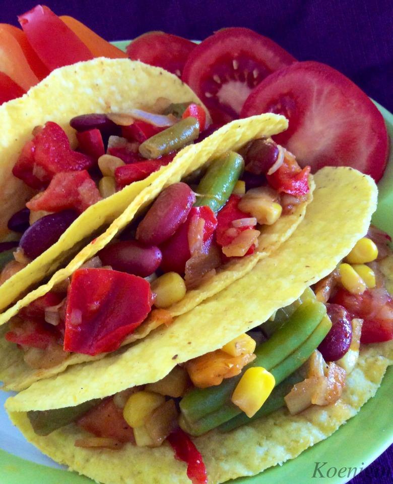 Овочеве рагу в мексиканському стилі