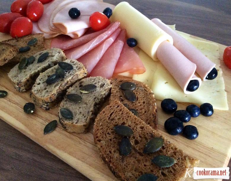 Як реанімувати черствий хліб