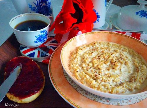Порідж (Porridge)