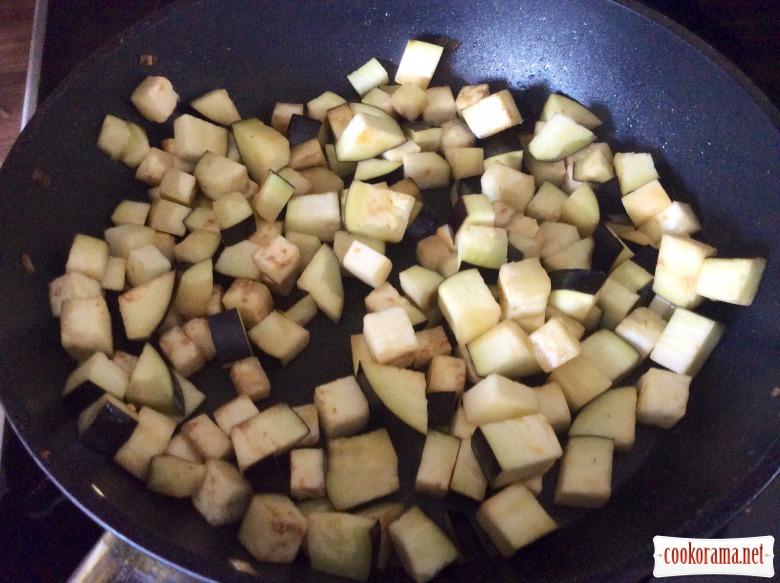 Літній суп з овочів-гриль + Смачненька сирно-овочева намазка