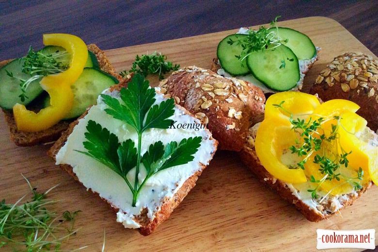 Корисні бутерброди