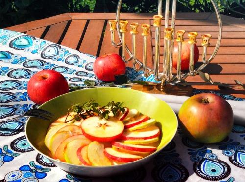 Солодкі яблука на Рош ха-Шана
