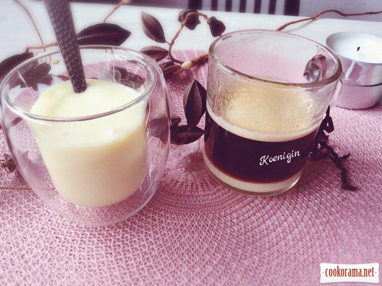 Згущене молоко домашнє
