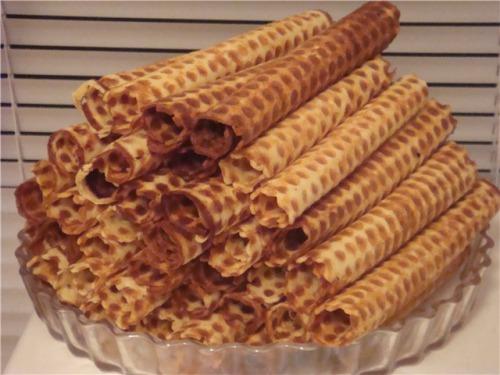 """""""Waffle tubes"""""""