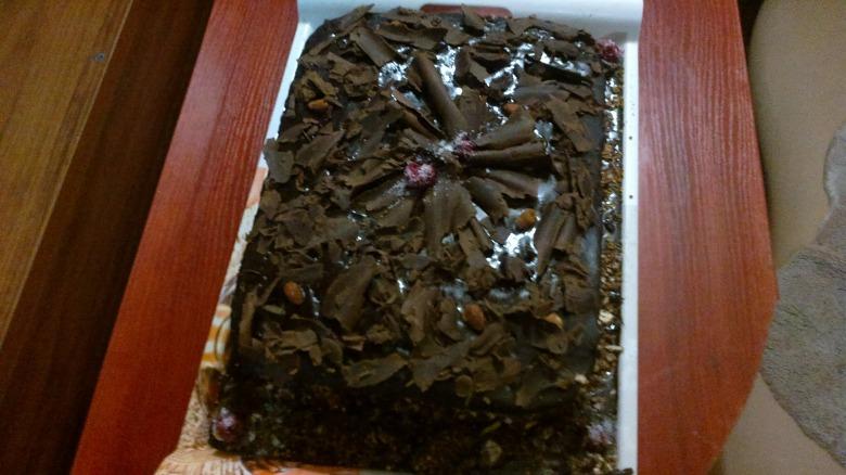 "Cake ""Chocolate Prince"""