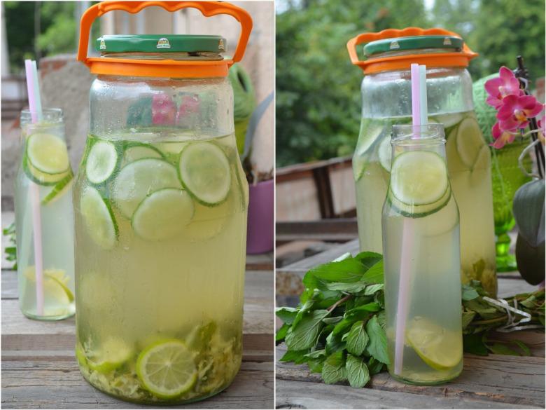 Огіркова вода
