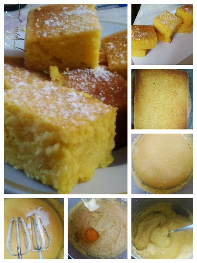 Кукурудзяний пиріг