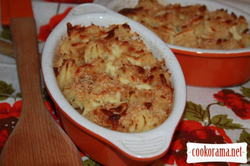 """Shepherd's pie"" (potato casserole with meat)"