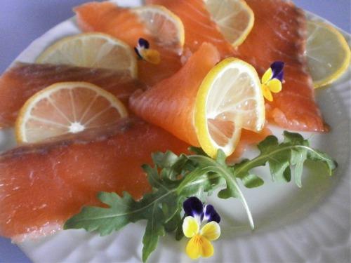 Як солити лосося
