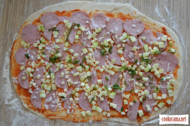 Пицца-Крендель