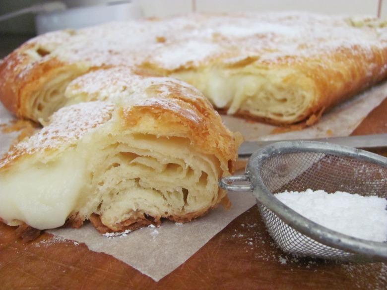 """Єгипетський солодкий пиріг """"Фитир"""""""