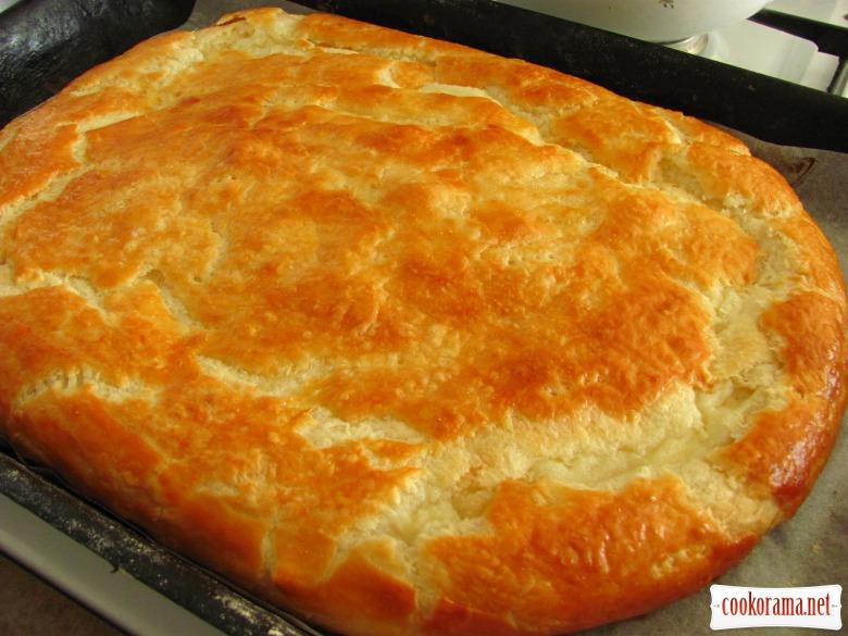 Єгипетський солодкий пиріг «Фитир»
