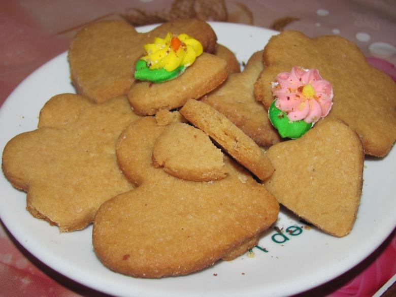 Печиво з арахісовою пастою