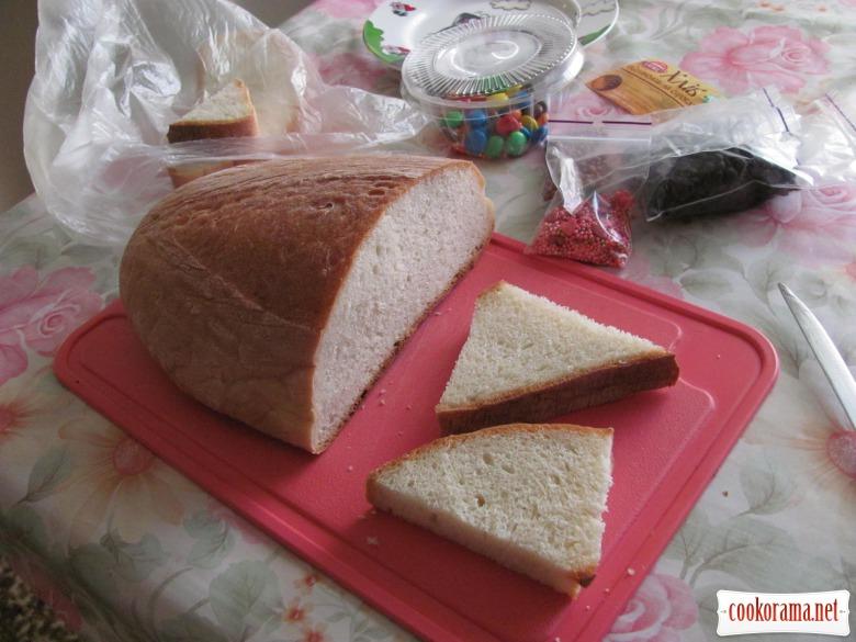 «Ельфійський хліб» або «Чарівна закуска»