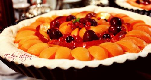 Cолодка фруктова піца. « Sweet Fruit Pizza»