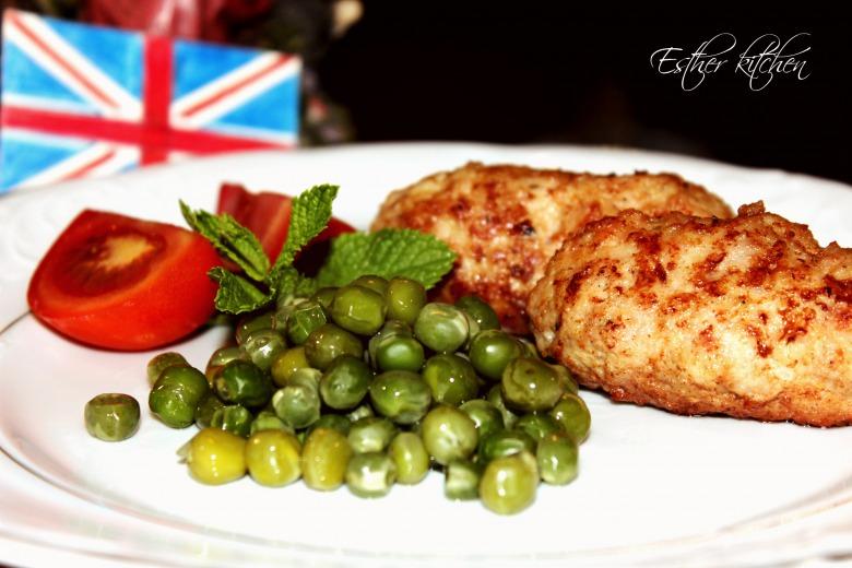 Уельські яловичі ковбаски-рулетики з м'ятним горошком. «Welsh fabulous sausages»