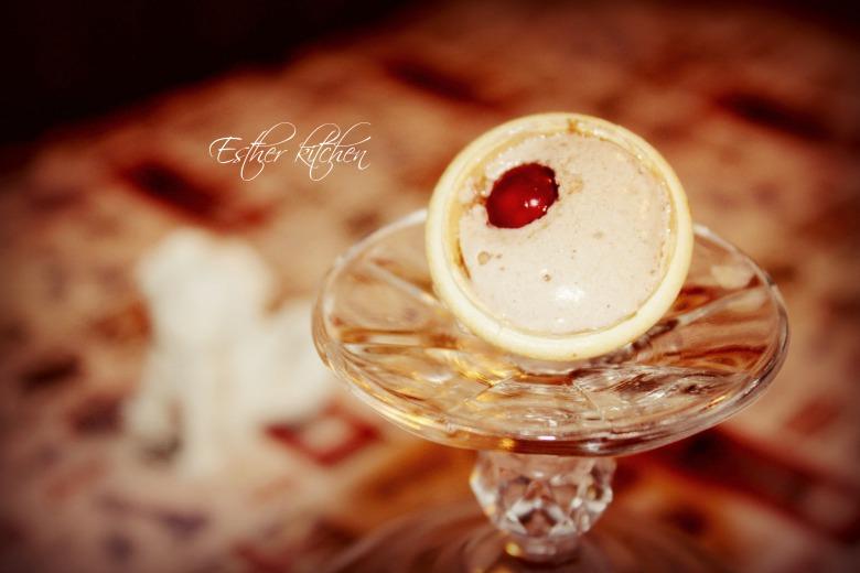 Фуршетный десерт «Bird's milk»