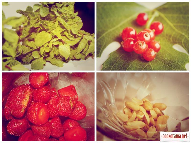 Полуденный витаминный смузи