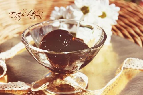 """Желейний десерт """" Кавова соната"""""""