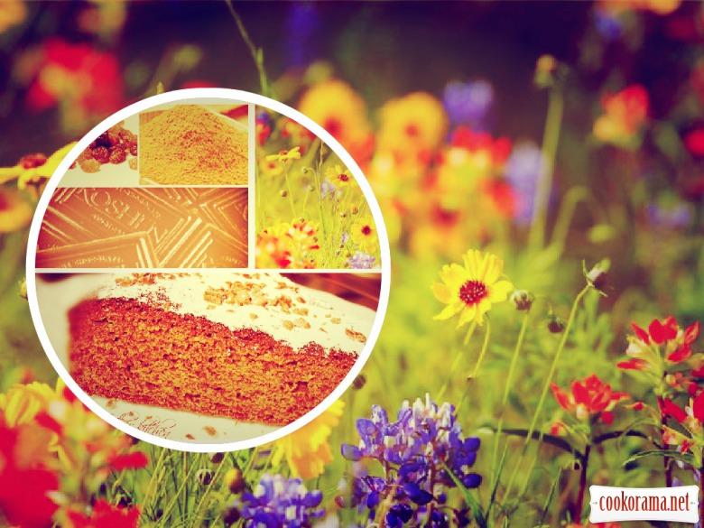 Пиріг «Медовий блюз»