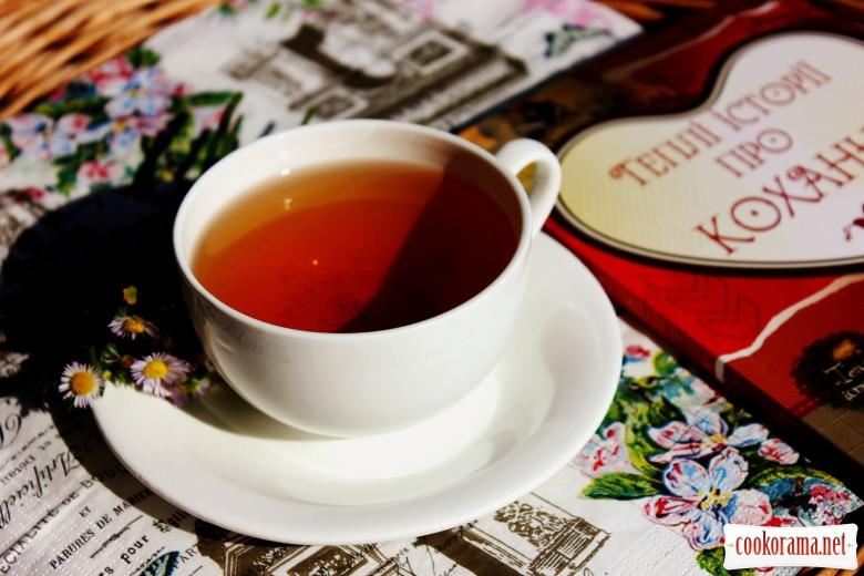 Тальятелле з моркви. Карпатський чай. Шостий день з тижня «детокс-меню».