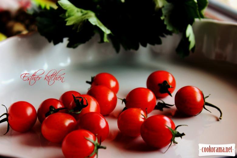 Гормон щастя: 7 продуктів з городу та саду для гарного настрою. Та рецепт щастя.