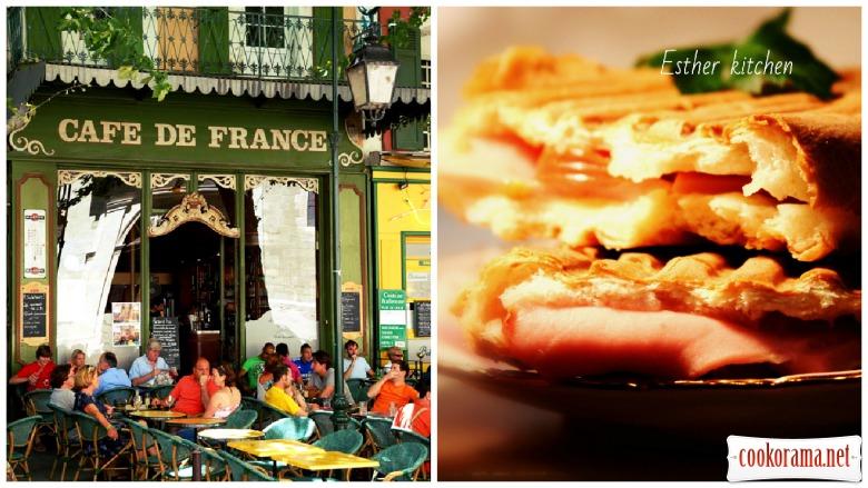 STREET'S французькі бутерброди