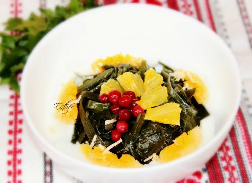 """Салат """"Laminaria vitamins"""""""