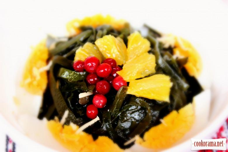 Салат «Laminaria vitamins»