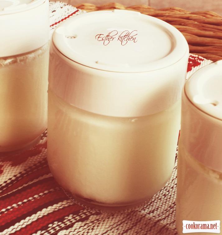 Йогурт «Nature» для доброго здоров'я та самопочуття.
