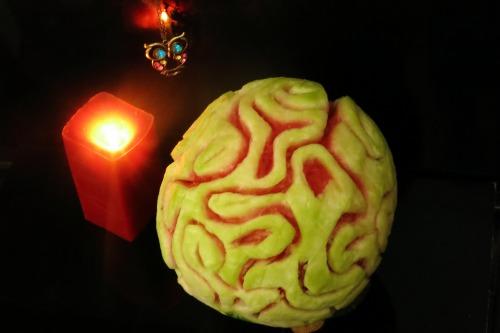 Мозг на Хэллоуин