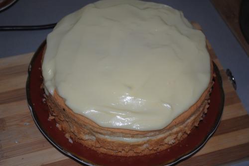 Тортик - нежность