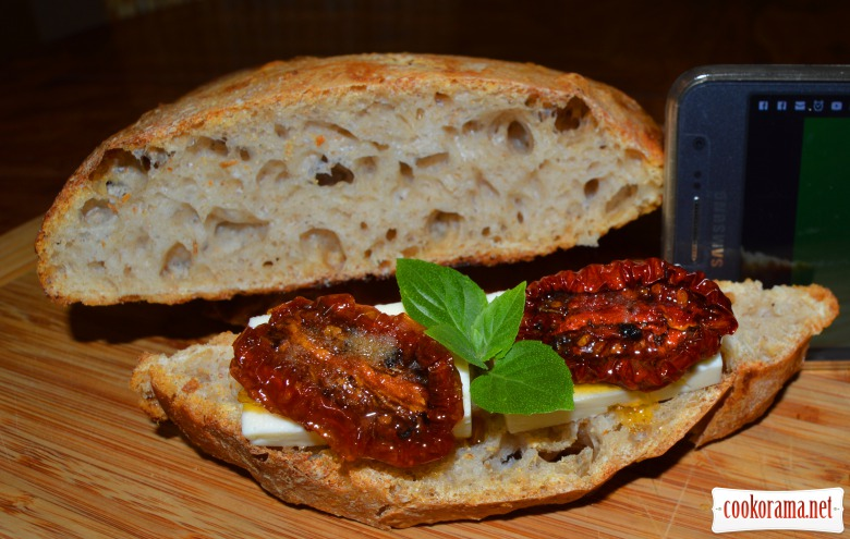 Чібатта - італійський хліб