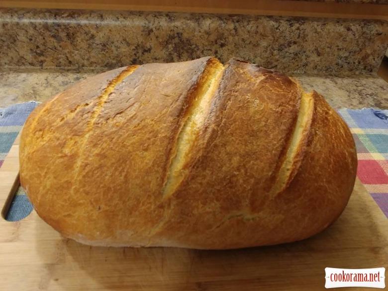 хліб y гусятниці
