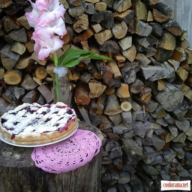 Ягідний пиріг