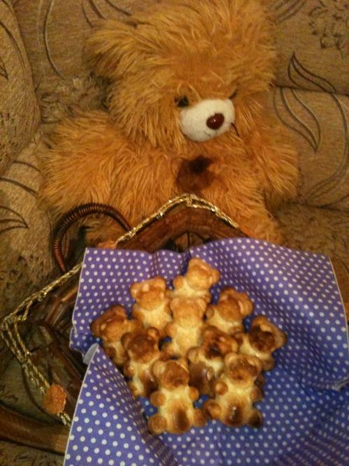 Медвежата для наших малышей