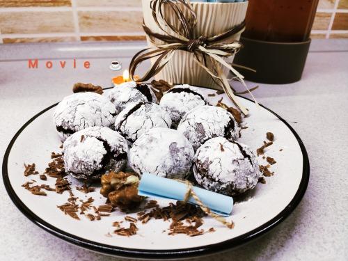 Печиво з тріщинками