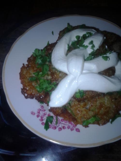 Картопляні оладки (польська кухня)