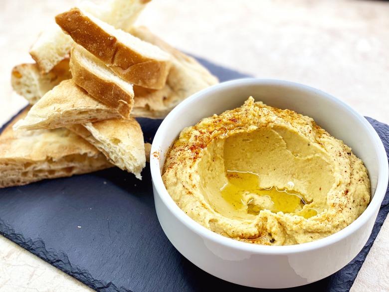 Рецепт хумусу по-єврейськи