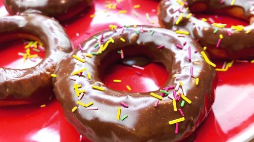Шоколадні Пончики як в Донатс за 4 грн