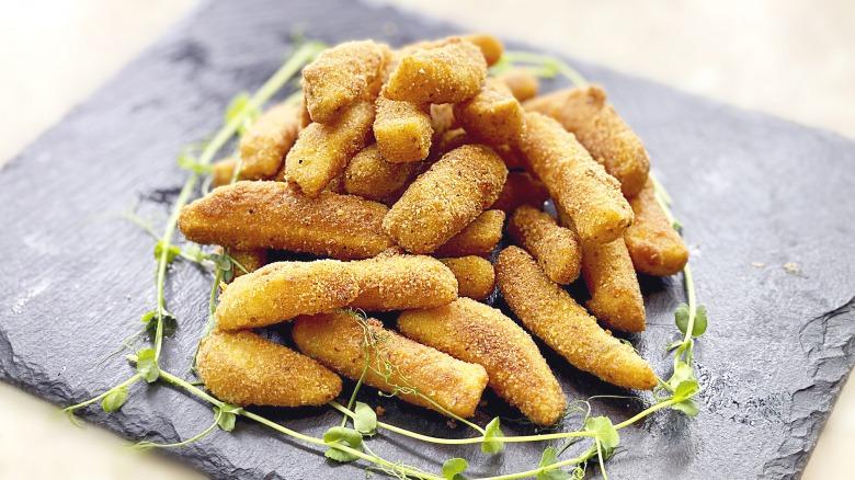 Картопля смачніше шашлику - Хрумка картопелька в клярі