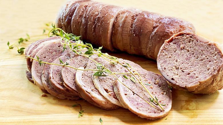 Домашня ковбаса смачніше магазинної без кишок, без желатину