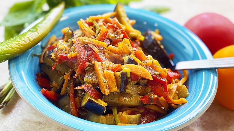 Баклажани по-тайськи - У вас всi будуть питати рецепт цього овочевого рагу