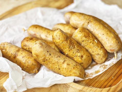 Я більше не купую ковбасу - Рецепт домашніх курячих ковбасок - Просто смакота!