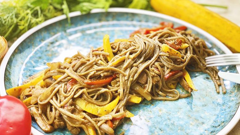 Коли хочеться чогось особливого - Вечеря за 15 хвилин в азіатському стилі